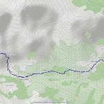 becca torchè mappa itinerario