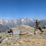 termine del sentiero alpinistico