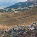 conca di pila e fondovalle aostano