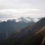 ghiacciai dell'alta valnontey