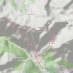 conca di pila da epinel mappa itinerario