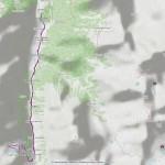 lago lavodillec mappa itinerario
