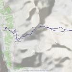 bishorn mappa itinerario