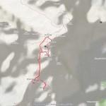 Ludwigshhohe,Corno Nero,Piramide Vincent mappa itinerario