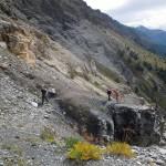 oltre la guglia rocciosa