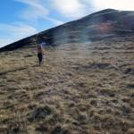 verso il monte gregorio