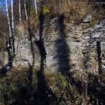 vecchia cisterna in pietra