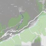 2016-01-23 - Chalon, La Tsa mappa itinerario