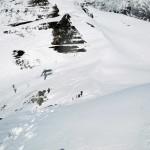 vista del deposito sci