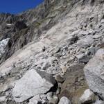 17-verso le rocce lisce