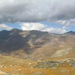 panorama dalla tersiva al creya