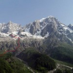 28-itinerario visto dal mont de la saxe