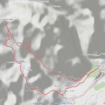 2016-09-23 - Colle Bassa Serra (anello) mappa itinerario