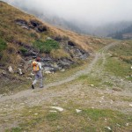 bivio del sentiero