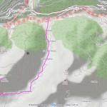 2017-01-21 - Testa Cordella mappa itinerario