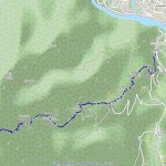 2017-03-19 - Bec d'Ovaga mappa itinerario