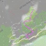 2018-01-01-berrier-da-bionaz-mappa-itinerario
