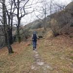 partenza-del-sentiero-dal-rifugio