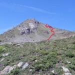 mont-d'arsy e itinerario