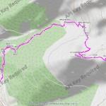 2018-08-28-la-vuardette-pointe-de-terre-rouge-mappa-itinerario