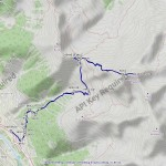 2019-08-03-mont-rogneux-mappa-itinerario